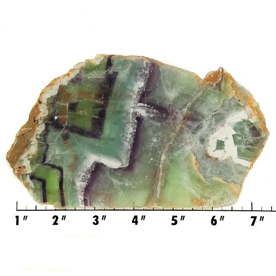 Slab59 - Fluorite Slab