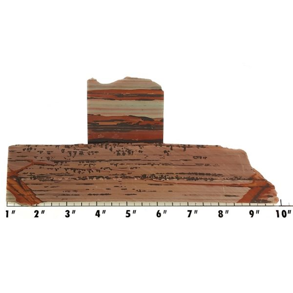 Slab387 - Indian Paint Rock Slabs
