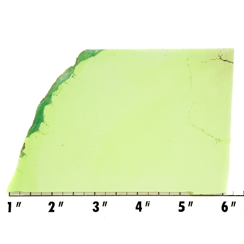 Slab440 - Lemon Chrysoprase Slab