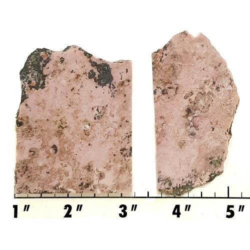 Slab517 - Rhodonite slabs