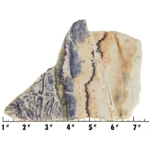 Slab351 - Sagenitic Fluorite Slab
