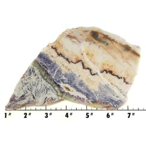 Slab332 - Sagenitic Fluorite Slab