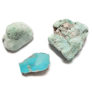 Stabilized Campitos Turquoise large-sized Rough #23