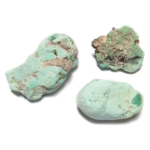 Stabilized Campitos Turquoise large-sized Rough #24