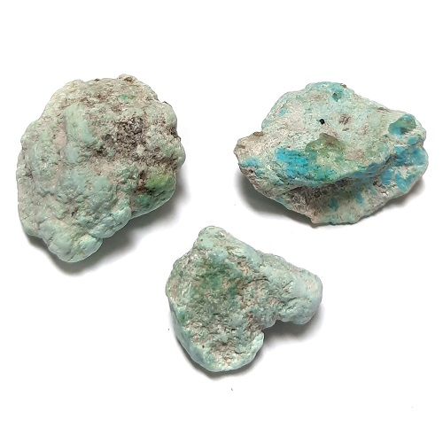Stabilized Campitos Turquoise large-sized Rough #27