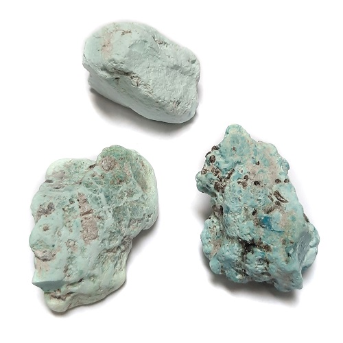 Stabilized Campitos Turquoise large-sized Rough #37