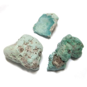Stabilized Campitos Turquoise large-sized Rough #39