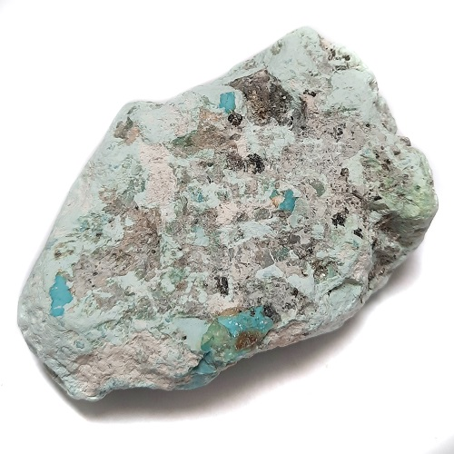 Stabilized Campitos Turquoise large-sized Rough #8
