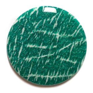 Cab296 - Amazonite (Perthite) Cabochon