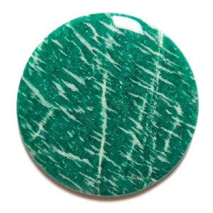 Cab299 - Amazonite (Perthite) Cabochon