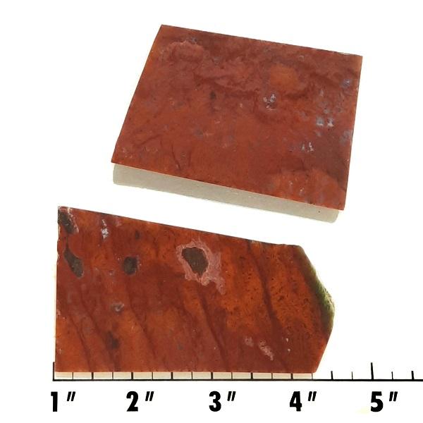 Slab774 - Red Flame Agate Slabs