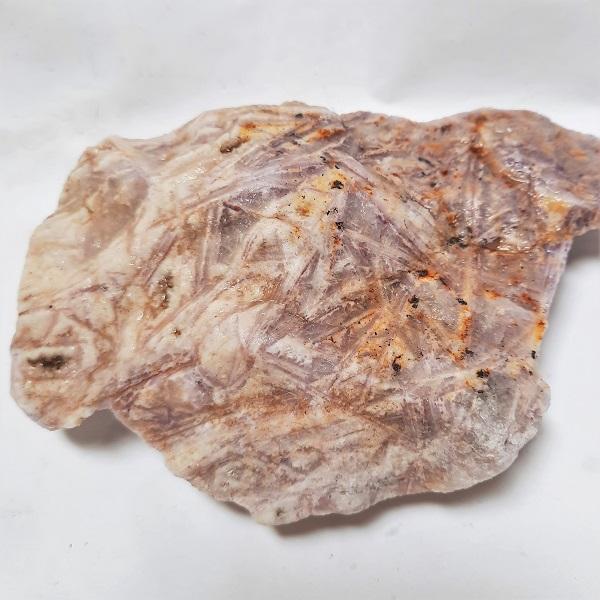 Sagenitic Fluorite Rough #3