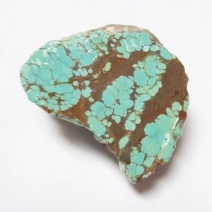 Number 8 Mine Stabilized Turquoise Rough #5