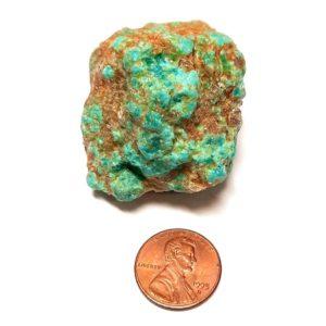 Cumpas Stabilized Turquoise Rough #42