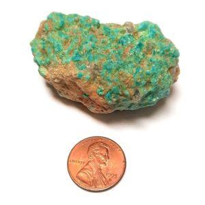 Cumpas Stabilized Turquoise Rough #44