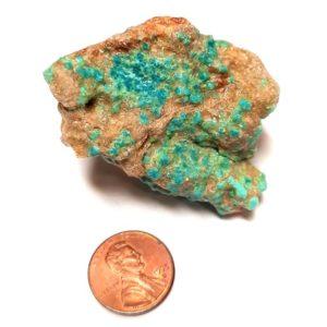 Cumpas Stabilized Turquoise Rough #46