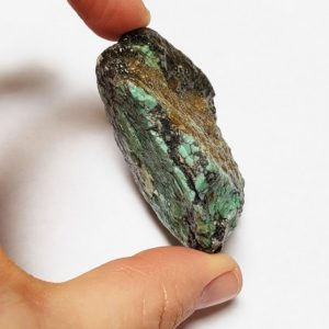 Stabilized Chinese Spiderweb Turquoise Rough 15