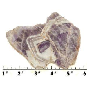 Slab1022 - Chevron Amethyst Slab