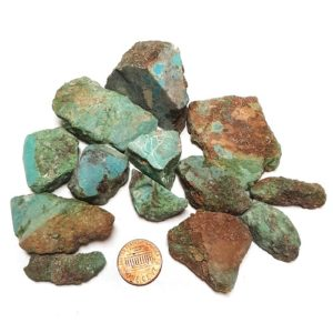 Chinese Stabilized Turquoise Rough #62