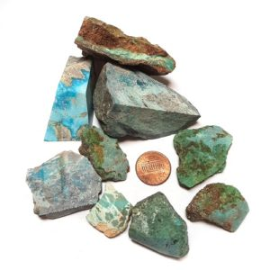 Chinese Stabilized Turquoise Rough #64