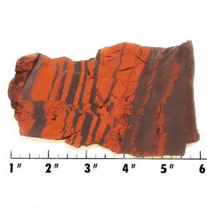 Slab1138 - Red Jasper Hematite slab
