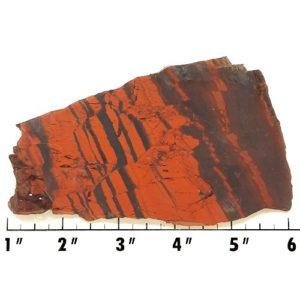 Slab1145 - Red Jasper Hematite slab