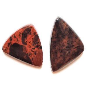 Cab2224 - Mahogany Obsidian Cabochon Parcel