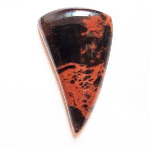 Cab2225 - Mahogany Obsidian Cabochon