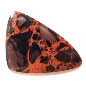 Cab2228 - Mahogany Obsidian Cabochon