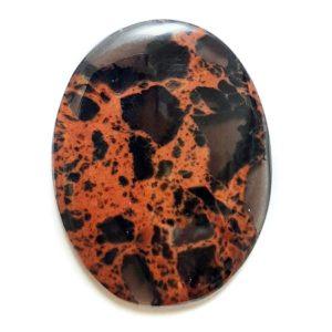 Cab2236 - Mahogany Obsidian Cabochon