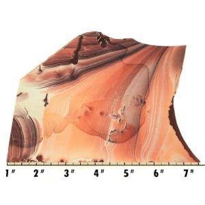 Slab1490 - Apache Sage Rhyolite