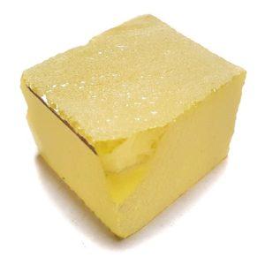 GGG Yellow Diamond Faceting Rough #10