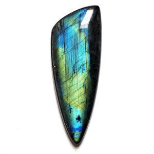 Cab2511 - Spectrolite (Labradorite) Feldspar Cabochon