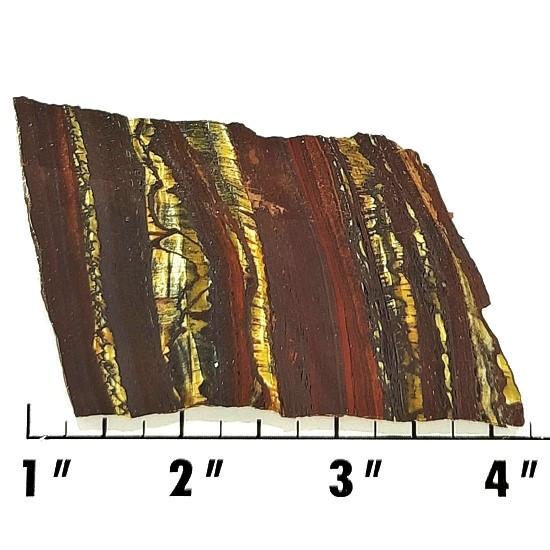 Slab335 - Tiger Iron Slab