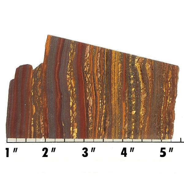 Slab454 - Tiger Iron Slab