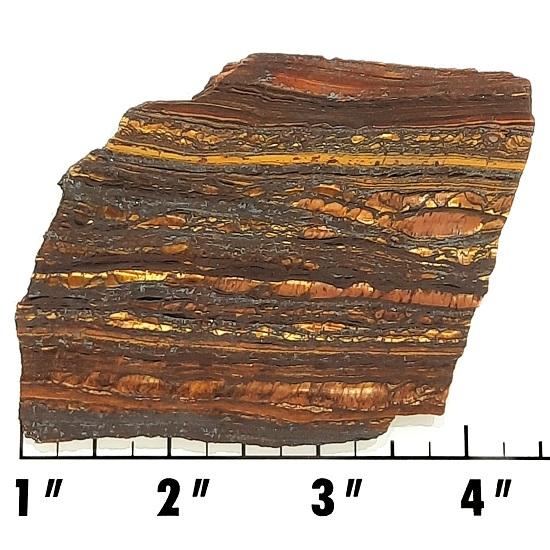 Slab342 - Tiger Iron Slab