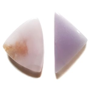 Cab1082 - Yttrium Fluorite (Yttrofluorite) Cabochon parcel