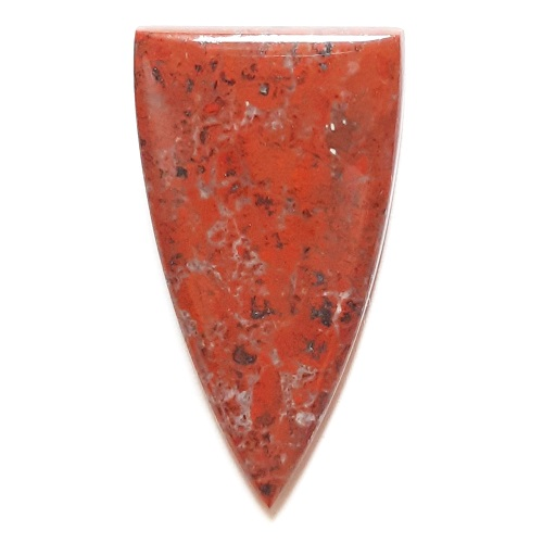 Cab2934 - Red Jasper (Stromatolite) Cabochon