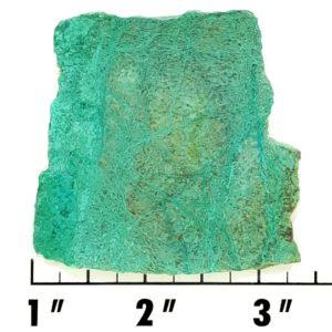 Slab1830 - Malachite in Quartz Slab