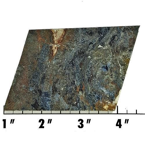 Slab1587 - Pietersite Slab