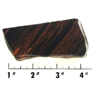 Slab753 – Mahogany Obsidian End Cut Slab