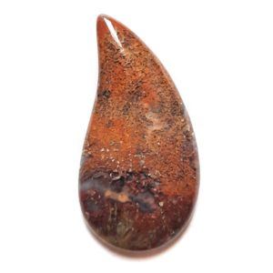 Cab1004 - Madagascar Moss Agate Cabochon