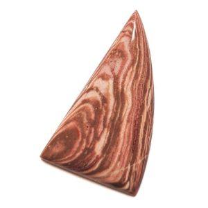 Cab1746 - Ribbon (Swirl) Rhyolite Cabochon