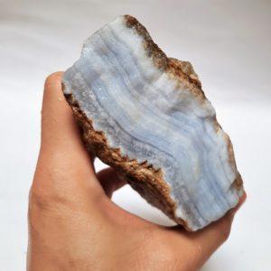 Blue Lace Agate Rough #3