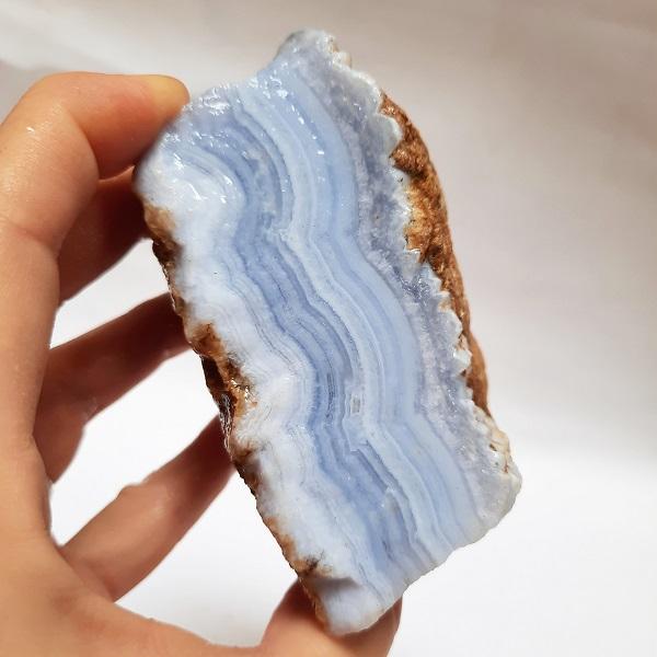 Blue Lace Agate Rough #5