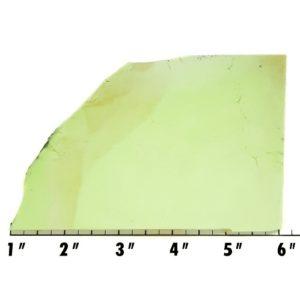 Slab1547 - Lemon Chrysoprase Slab