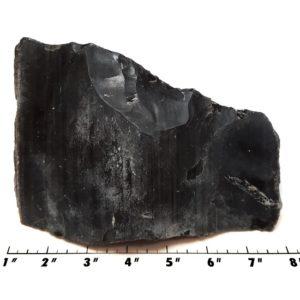Mt Shasta Obsidian Rough #3