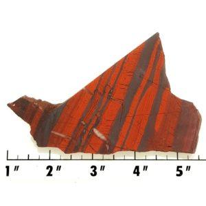Slab1254 - Red Jasper Hematite slab