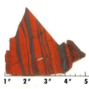 Slab1255 - Red Jasper Hematite slab