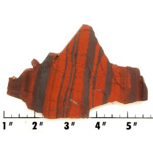 Slab1258 - Red Jasper Hematite slab